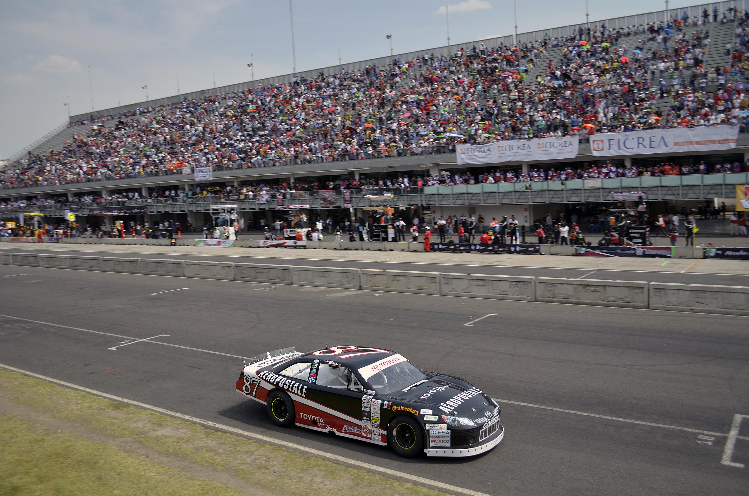 Espectacular fin de semana en el Autódromo de la Ciudad de México