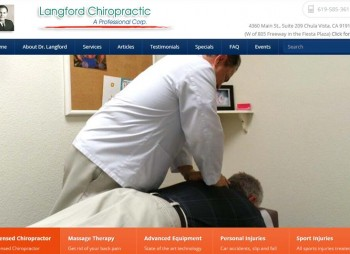 Dr. Langford Chiropractor