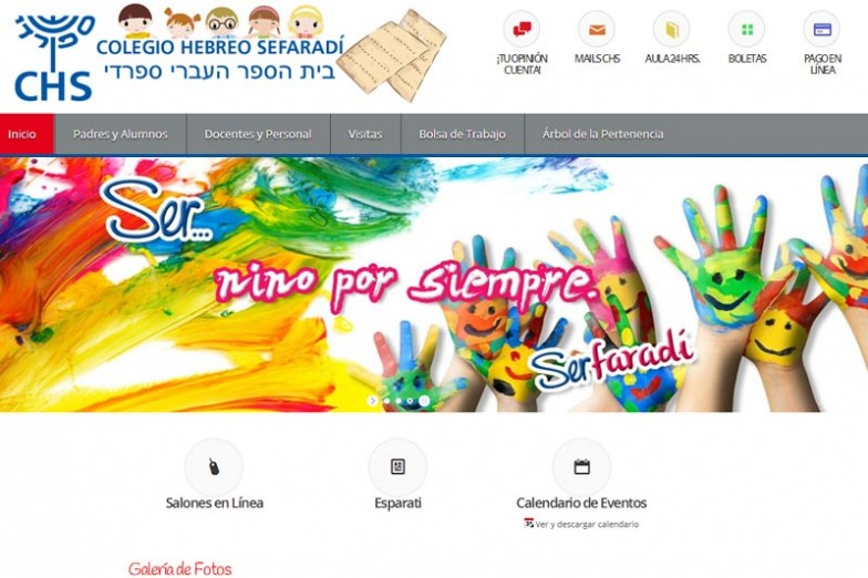 Colegio Sefaradí de México