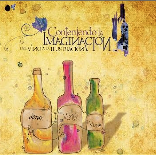 Del vino a la ilustración