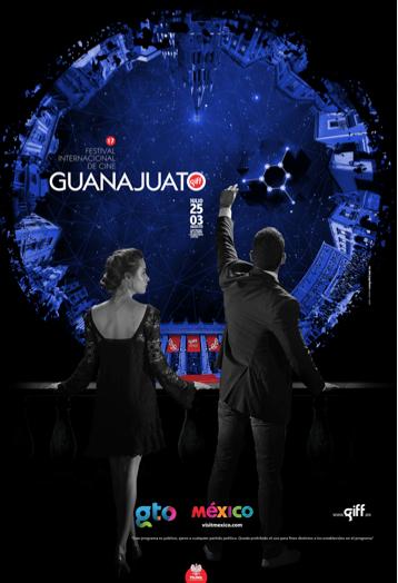 XVII Festival Internacional de Cine GUANAJUATO. GIFF 2014
