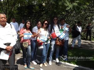 manifestacion pro israel 0006