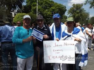 manifestacion pro israel 0010