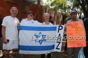 manifestacion pro israel 0142
