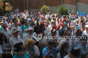 manifestacion pro israel 0345
