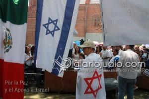 manifestacion pro israel 0499