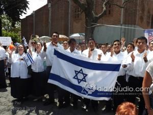 manifestacion pro israel 1012
