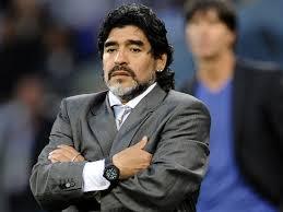 Maradona demuestra su sentimiento hacia Israel