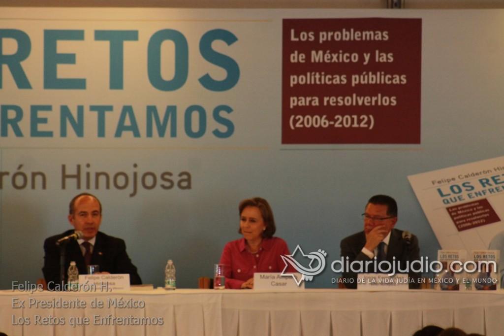 ATLETICO DE MADRID EN MXICO HUGO los retos que enfrentamos felipe calderon 0039
