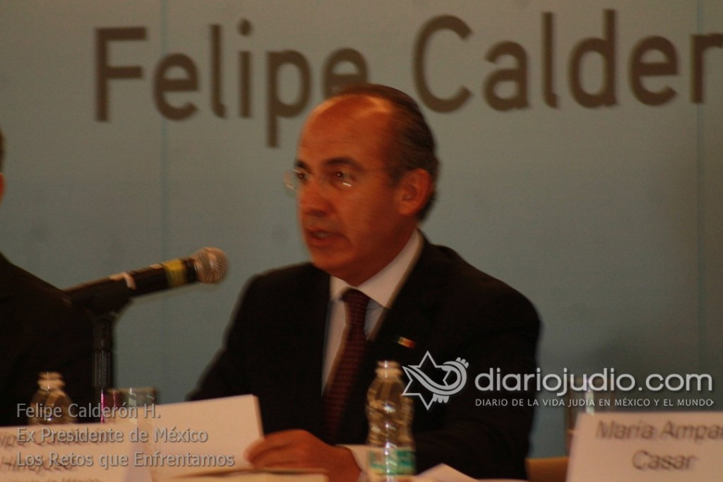 ATLETICO DE MADRID EN MXICO HUGO los retos que enfrentamos felipe calderon 0051