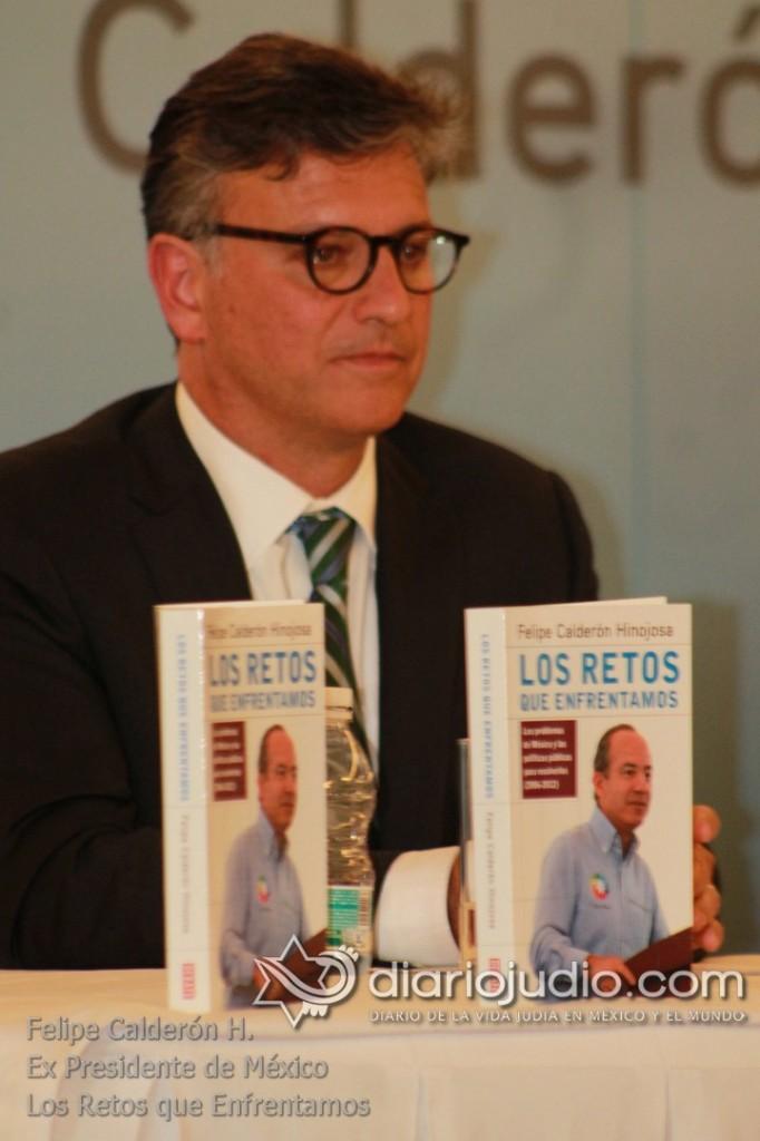 ATLETICO DE MADRID EN MXICO HUGO los retos que enfrentamos felipe calderon 0074