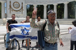Manifestacion Pro Israel Hemicili Juarez  032