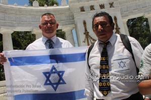 Manifestacion Pro Israel Hemicili Juarez  121