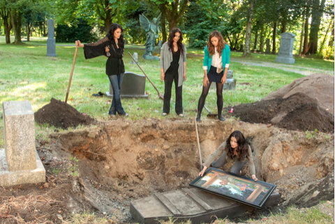 Final de Temporada de LAS BRUJAS DE EAST END, por LIFETIME