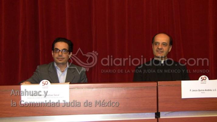 Anahuac y la Comunidad Judia de Mexico 005