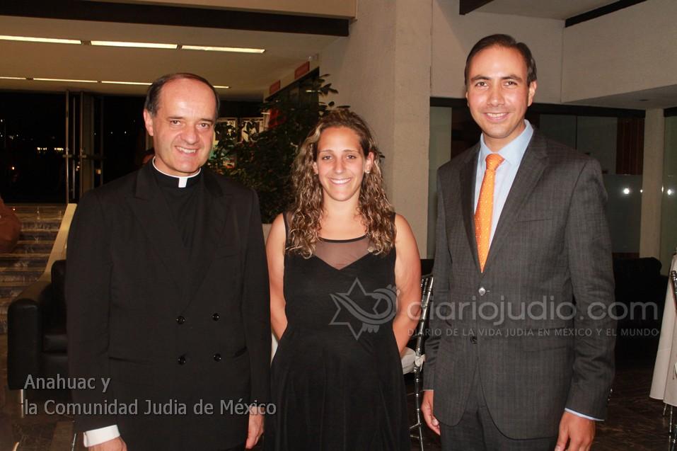 Anahuac y la Comunidad Judia de Mexico 218