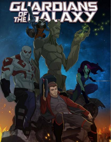 MARVEL TELEVISION y DISNEY XD Anuncian la Producción de Una Nueva Serie Animada
