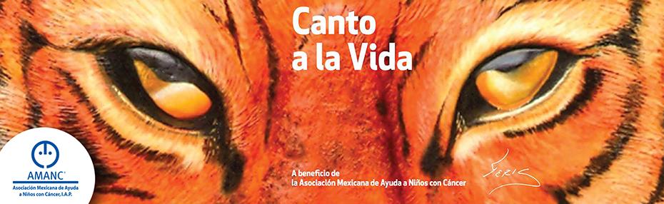 """Canto a la Vida"" para luchas contra Cáncer infantil"