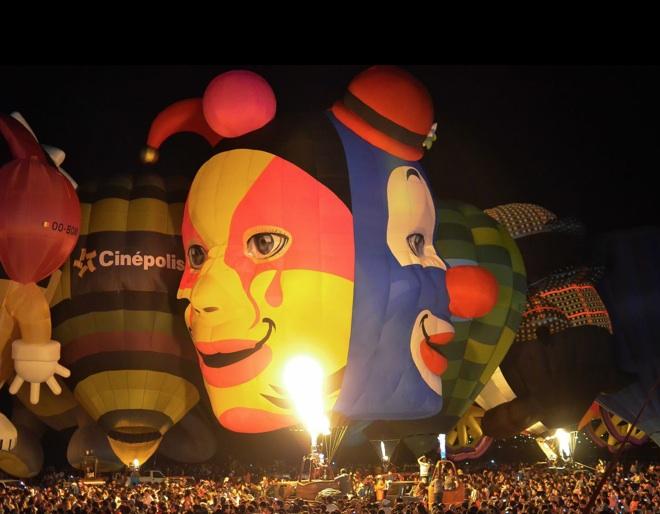 Festival Internacional del Globo 2014
