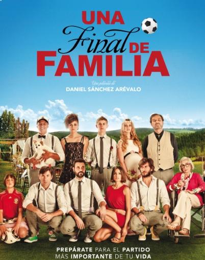 UNA FINAL DE FAMILIA