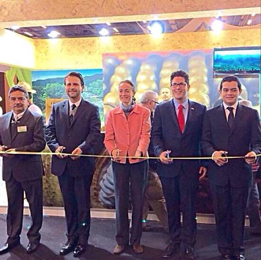 Representa Tabasco a México en el Salón del Chocolate de París