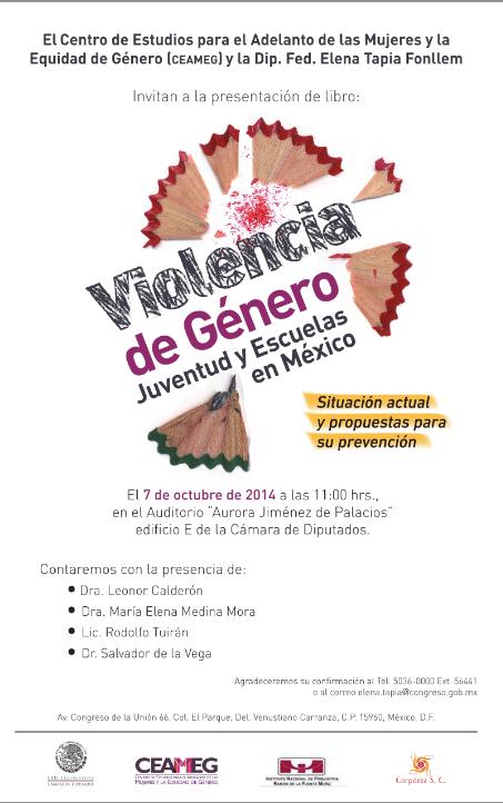 Violencia de Género, Juventud y Escuelas en México