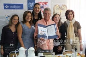 Alianza Wizo DiarioJudio y medios comunitarios 0238