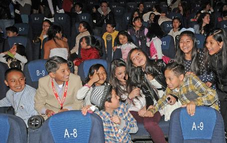 Reconocen el trabajo cinematográfico de niños, niñas y jóvenes en la Cineteca Nacional