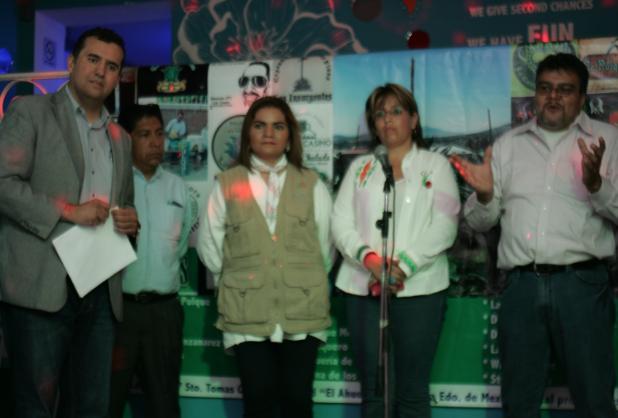 Quinto Congreso Nacional del Maguey y el Pulque