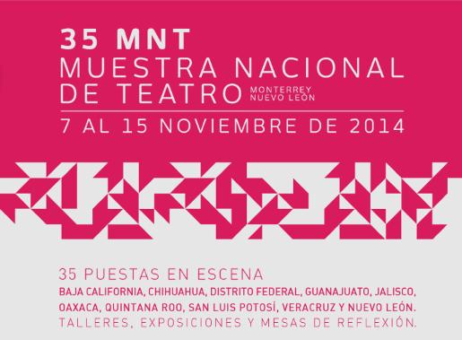 35 Muestra Nacional de Teatro