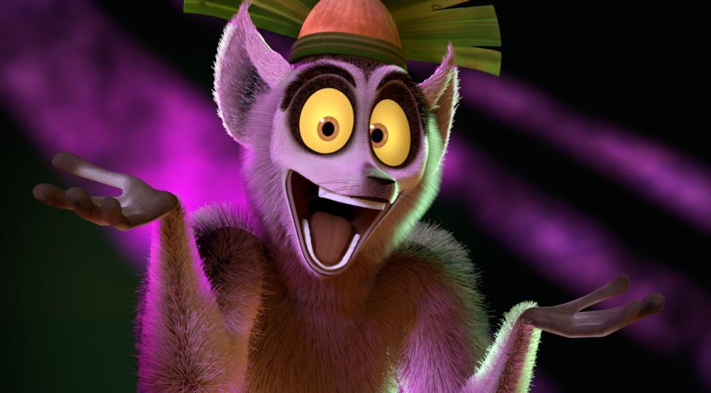 """""""All Hail King Julien"""" de DreamWorks, nueva serie original de Netflix"""