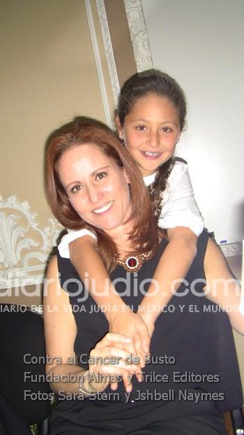 El Brasier de Mamá – Una mujer ejemplar de la Comunidad judía; en lucha contra el cáncer de mama,  su prevención y educación a tiempo…!!