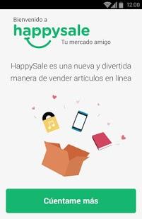 HappySale – Vende de Todo. La App recomendada