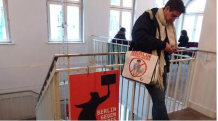 Berlín crea una aplicación móvil contra los grupos neonazis