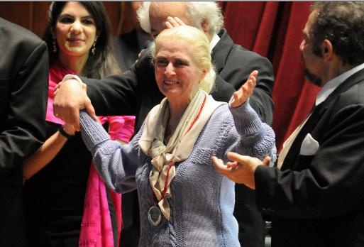 Entregan la Medalla Mozart 2015, a Destacados Músicos, Promotores y Compositores
