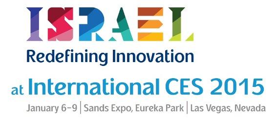 Israel Sorprende al mundo en la CES 2015