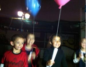 fotografía de globos 1
