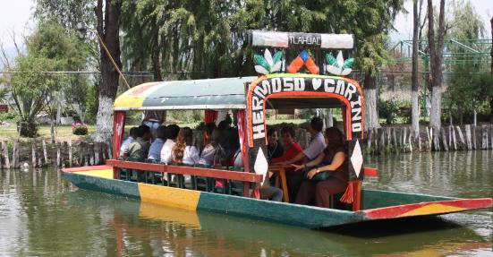 La Ciudad de México Recibirá 112 Mil Turistas en el Fin de Semana Largo