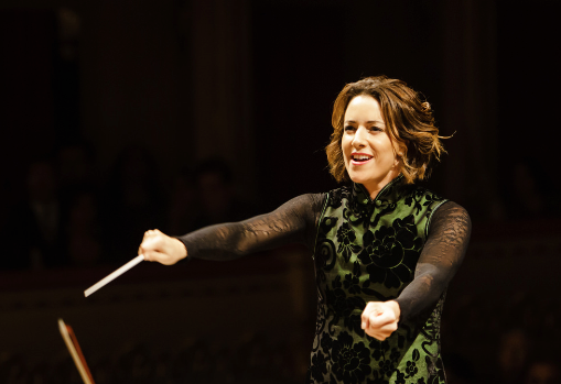 Alondra de la Parra Dirigirá a la National Symphony Orchestra en Dublín, Irlanda