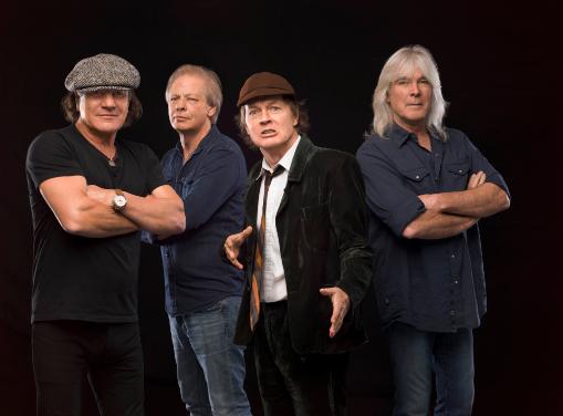 """AC/DC Presenta el Video de su Tercer Sencillo """"ROCK THE BLUES AWAY"""""""