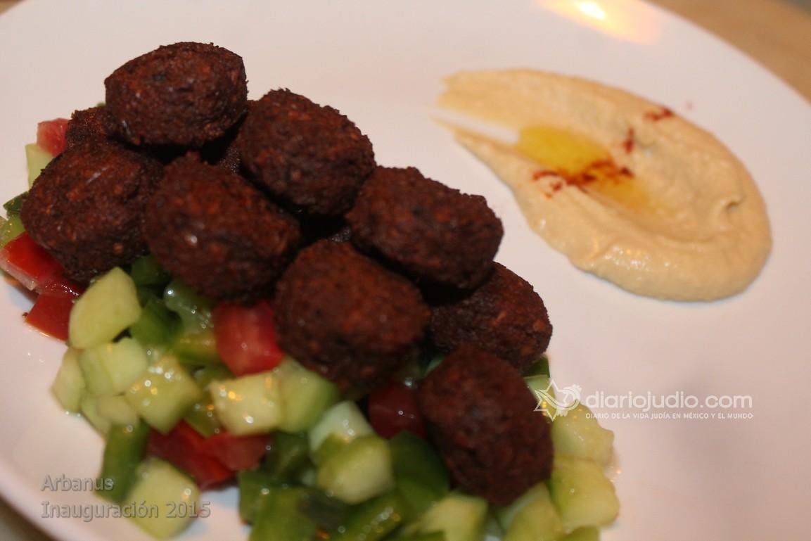 Deliciosa manera de comer al estilo Arabe y con la tradición Frydman