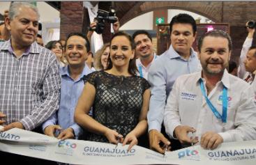 """""""Guanajuato. Uno de los Destinos Favoritos"""": Claudia Ruíz"""