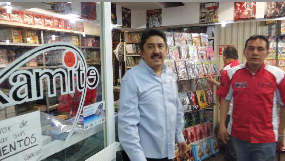 "Editorial Kamite. Donde Aseguran Ser  ""La Mejor Alternativa en Comics"""