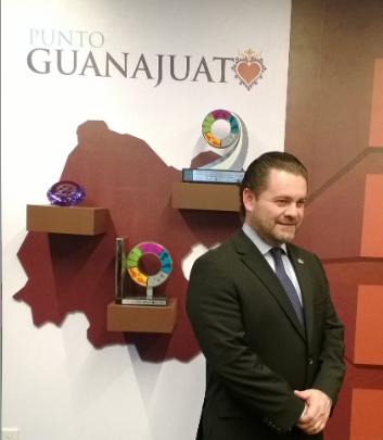 Expone Punto México, lo Mejor de Los Destinos de Guanajuato