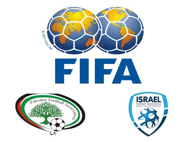 La FIFA busca sanar las relaciones de Israel y el  fútbol palestino
