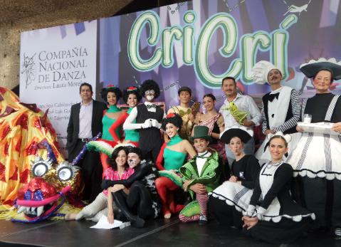 CRI-CRÍ, Regresa al Auditorio Nacional