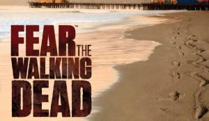 AMC FEAR THE WALKING DEAD. POSTER