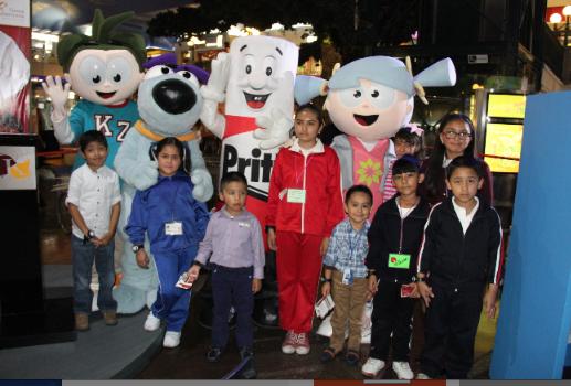 """Más de 150 mil Niños del D.F. y Monterrey Participaron en el Concurso de Dibujo """"¿Qué Quieres ser de Grande?"""""""