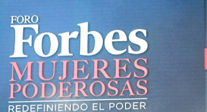 SECTUR. FORO FORBES. MUJERES PODEROSAS