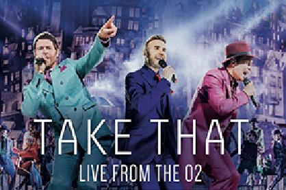"""Cinépolis Presenta """"Take That en Concierto"""", Directo Desde el Reino Unido"""